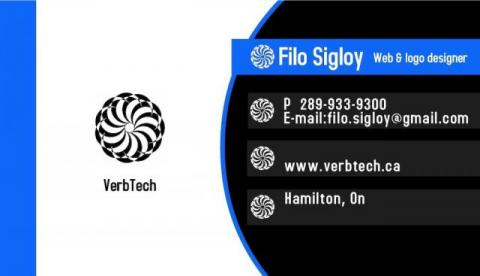Web, graphics and logo design services