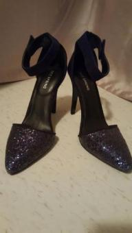 Party Heels for all occasions (Size 7.5)