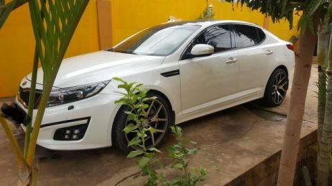 Kia Optima Full - 2016/2017