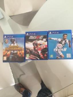 Vendo jogos de ps4 gamers