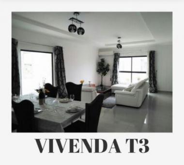 Vivenda T3 a venda no Condomínio Planalto do Kinu