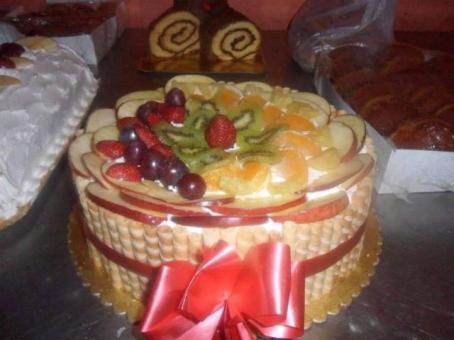 Encomenda de bolos