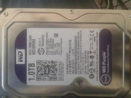 Disco Duro de 1 Terabytes