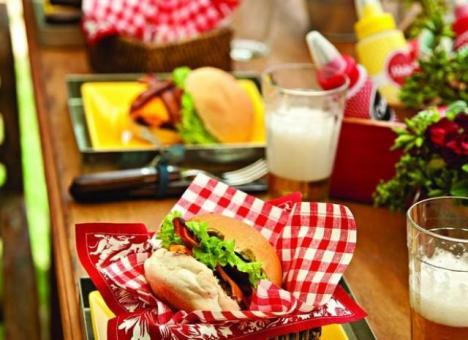 Hambúrguer para diversos eventos