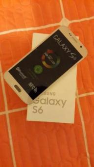 Estou a comercializar smartphones da  Samsung Galaxy  s6 flat  novinhos originais nas suas respectiv