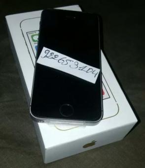 Apple iPhone 5s original novo na caixa com todos acessórios