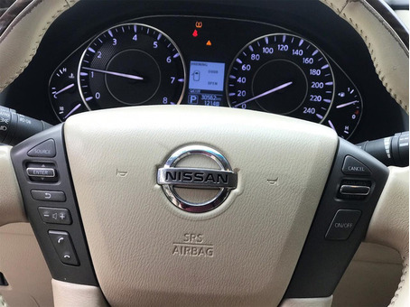Nissan Patrol Totalmente acabado  Gasolina