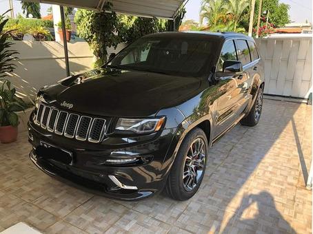 2018 Jeep SRT Grand Cherokee 0km
