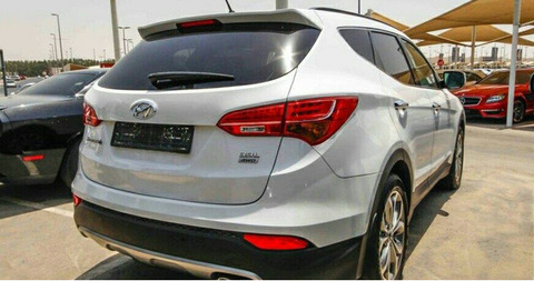 Hyundai Santa fe Impecavel