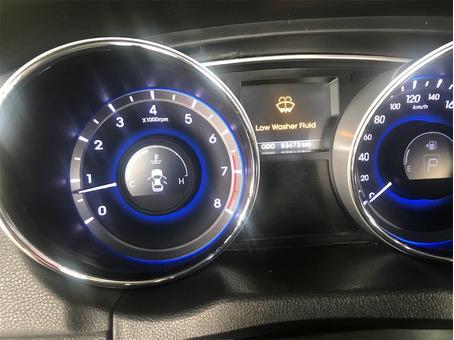 Vendo meu Hyundai sonata limpo