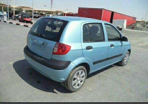 Hyundai getsa