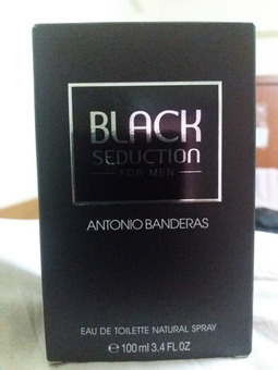 Perfume Black Seduction