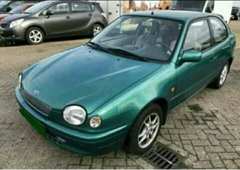 Toyotas Corolla